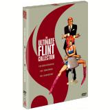 Flint - The Ultimate Collection (DVD) - James Coburn, Lee J. Cobb