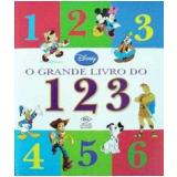 O Grande Livro do 1 2 3 - Disney