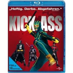 Blu - Ray - Kick - Ass - Quebrando Tudo - Nicolas Cage - 7892141105361