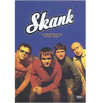 Skank - Videografia (1994 - 2001) (DVD)