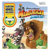 Madagascar Kartz (Bundle) (Wii) -