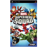 Marvel Super Hero Squad (PSP) -
