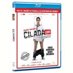 Blu - Ray - Cilada. com - Carol Castro, Fernanda Paes Leme - 7898489243369