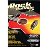 Rock Balladas - Live (DVD) - Vários Artistas