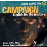 Campaign Class Audio Cd-1(2) - Simon Mellor-clark