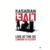 Kasabian - Live At The O2 - London 15/12/2011 (DVD) - Kasabian