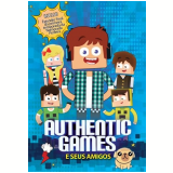 Authentic Games e Seus Amigos - Deluxe Version (DVD) - Authentic Games
