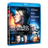 Decisão de Risco (Blu-Ray) - Helen Mirren, Alan Rickman
