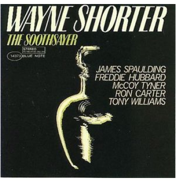 Wayne Shorter - The Soothsayer (CD)