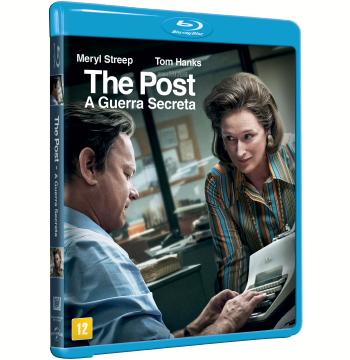 The Post - A Guerra Secreta (Blu-Ray)