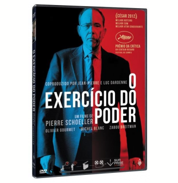O Exercício do Poder (DVD)