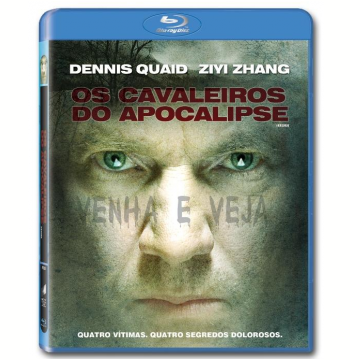 Cavaleiros do Apocalipse, Os (Blu-Ray)
