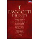 Pavarotti The Duets (DVD) - Vários (veja lista completa)