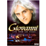 Giovanni - Live From Las Vegas (DVD) - Giovanni