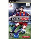 Pro Evolution Soccer 2011 (PSP) -
