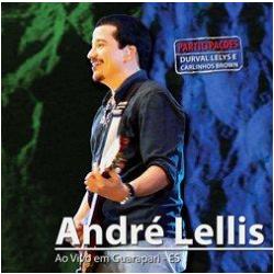 CDs - André Lellis - Ao Vivo Em Guarapari - Es - André Lellis - 7891430118822