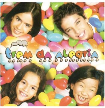 Trem Da Alegria (CD)