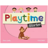 Playtime Starter Class Book -