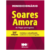 Minidicionário Soares Amora Da Língua Portuguesa - Antonio Soares Amora