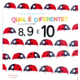 Qual É Diferente? 8,9 E 10 - Guido Van Genechten