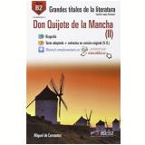 Don Quijote De La Mancha (ii) B2 - Audio Descargable En Plataforma - Miguel de Cervantes