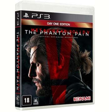 Metal Gear Solid V - The Phantom Pain (PS3)