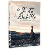 A Festa de Babette (DVD) - Bibi Andersson, Jarl Kulle, Stéphane Audran