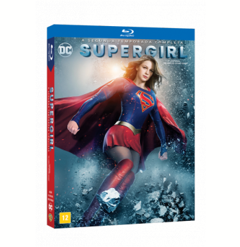 Supergirl - 2ª Temporada (4 Discos) (Blu-Ray)