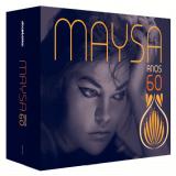 Box - Maysa - Anos 60 (CD) - Maysa