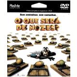 O Que Será de Nozes? (DVD) - Brendan Fraser, Katherine Heigl, Liam Neeson