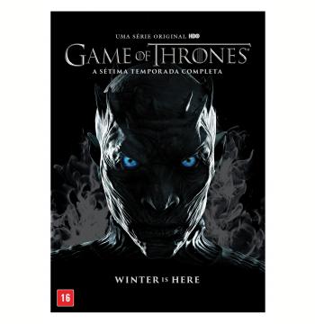 Game Of Thrones - 7ª Temporada Completa (DVD)