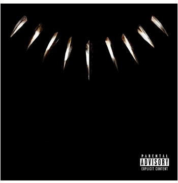 Kendrick Lamar - Black Panther - The Album OST (CD)