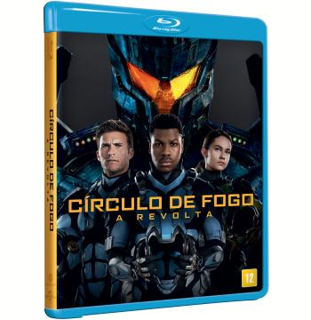 Círculo de Fogo - A Revolta (Blu-Ray)
