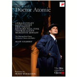 Adams: Doctor Atomic (Metropolitan Opera) - DVD Duplo (DVD) - Alan Gilbert, Gerald Finley