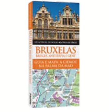 Bruxelas, Bruges, Antuérpia e Gent