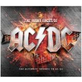 The Many Faces Of AC/DC (CD) - AC/DC