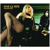 Vive La Fête - Grand Prix (CD) - Vive La Fete