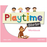 Playtime Starter - Activity Book -