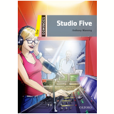 Studio Five Level 1 - Second Edition - Anthony Manning