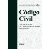 Codigo Civil - Manual De Legislação Atlas