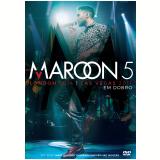 Maroon 5 - London 2014 - Las Vegas 2011 - Em Dobro (DVD) - Maroon 5
