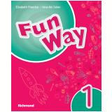Fun Way 1º Ano - Livro do Aluno + Multirom + Dinosaurs - Elisabeth Prescher, Vera Abi Saber