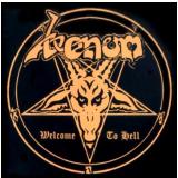 Venom - Welcome To Hell - Digipack (CD) - Venom