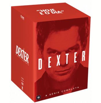 Dexter - A Série Completa (DVD)