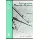 Fundamentos de Matemática Elementar Vol. 7 - Gelson Iezzi