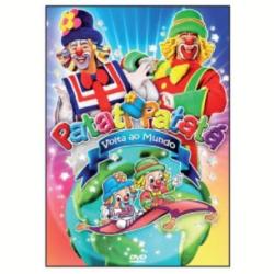 DVD - Patati Patatá - Volta ao Mundo - Agnaldo Soares, Renato de Oliveira - 7898911175558