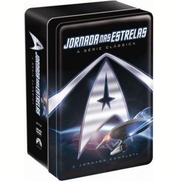 Jornada nas Estrelas - A Série Clássica (Lata) (DVD)