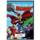 Os Vingadores: Os Super-Heróis Mais Poderosos da Terra (Vol. 2) (DVD) - Vinton Heuck (Diretor), Ciro Nieli (Diretor)