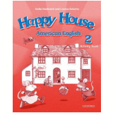 American Happy House 2 - Activity Book -