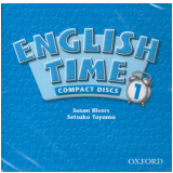 English Time 1 (2 Cds) -